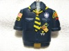 Resin Cub Scout Shirt Christmas Ornament