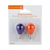 Replacement 3V Purple & Orange Bulb