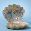 Jim Shore Clam Shell Candleholder