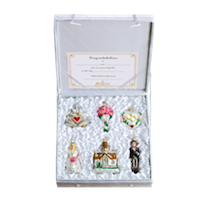 Wedding Collection Old World Christmas Ornaments