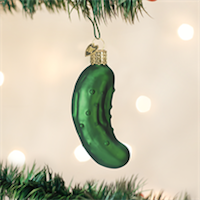 Pickle Old World Ornament