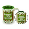 Batteries Not Included Mug