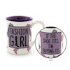 Fashion Girl Mug