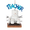 S'mores Teacher with Students Ornament