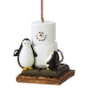 S'mores with Penguins Ornament